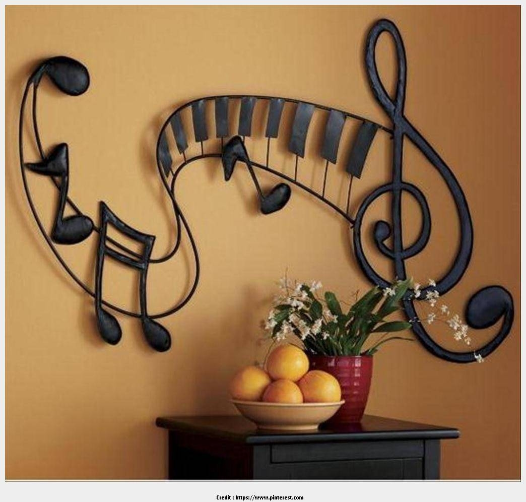 Metal Music Wall Art 20 Best Collection Of Music Metal Wall Art