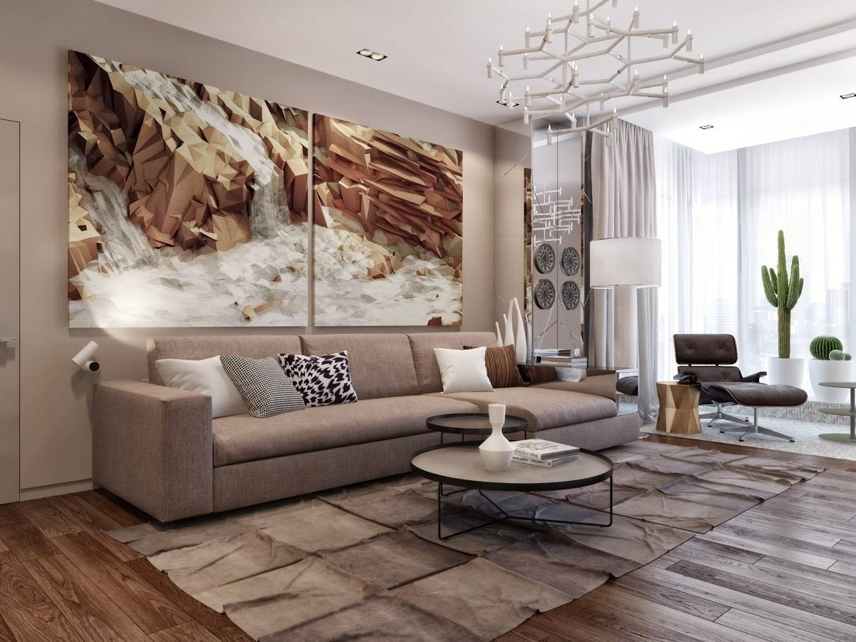 Living Room Paintings 20 The Best Wall Art For Living Room