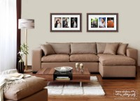 20 Photos Oversized Framed Art