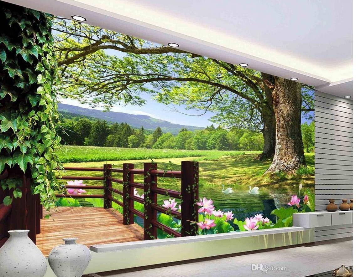 Photo Mural 2018 Best Of 3d Wall Art Wallpaper