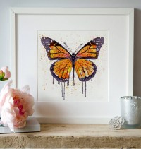 2018 Latest Insect Wall Art