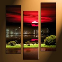20 The Best Canvas Wall Art 3 Piece Sets