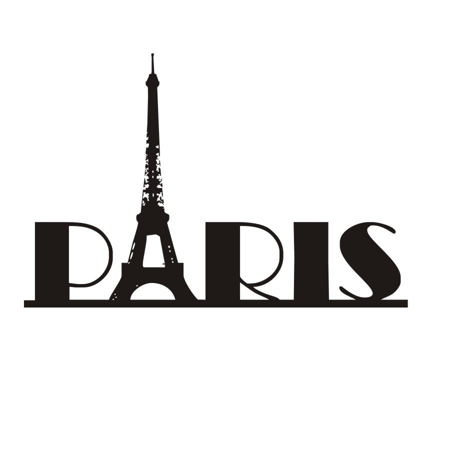 Girls Wallpaper Decals With Eiffel Tower 20 Best Collection Of Paris Vinyl Wall Art
