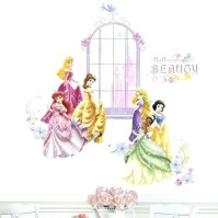 2018 Popular Disney Princess Framed Wall Art