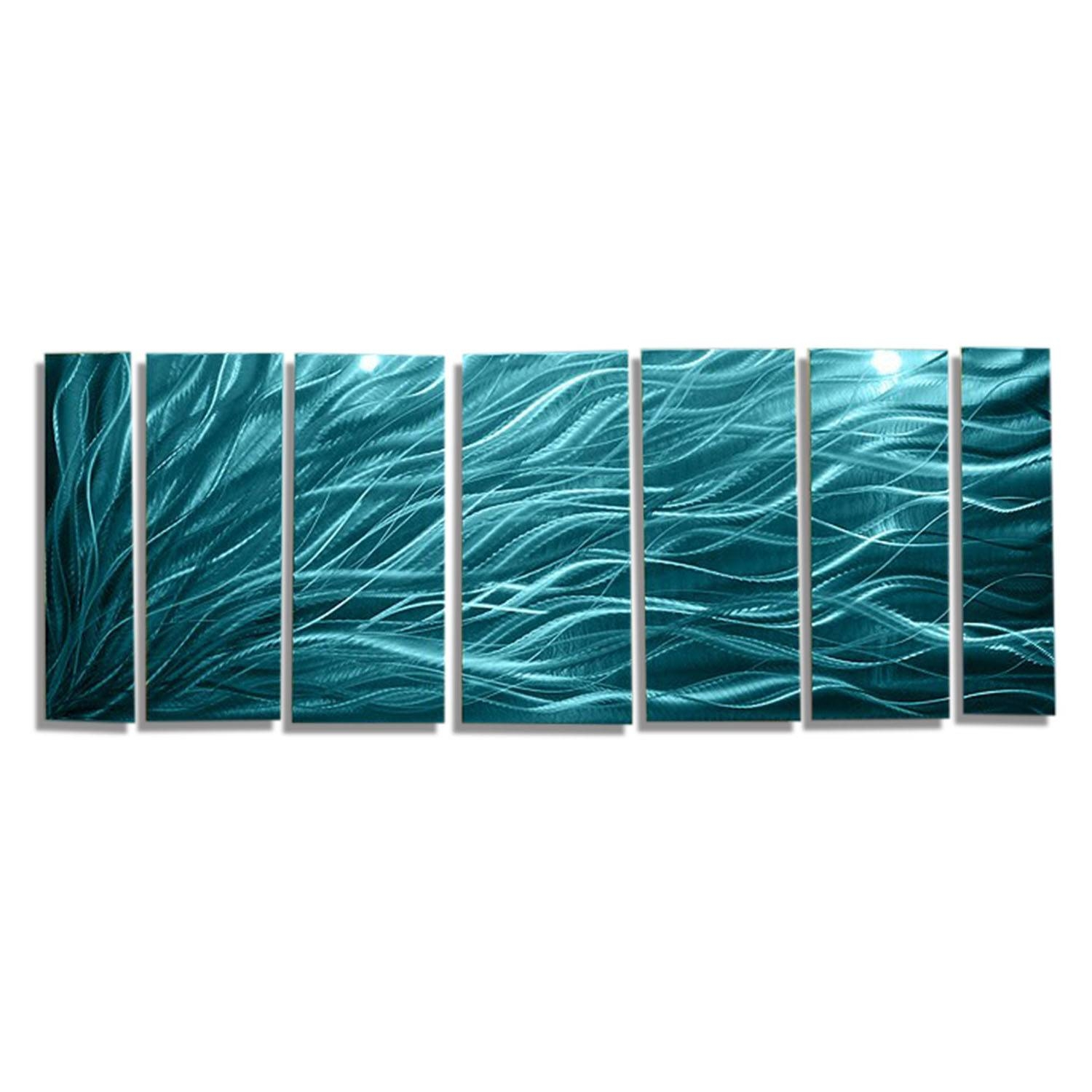 Large Modern Wall Art 20 Photos Large Abstract Metal Wall Art