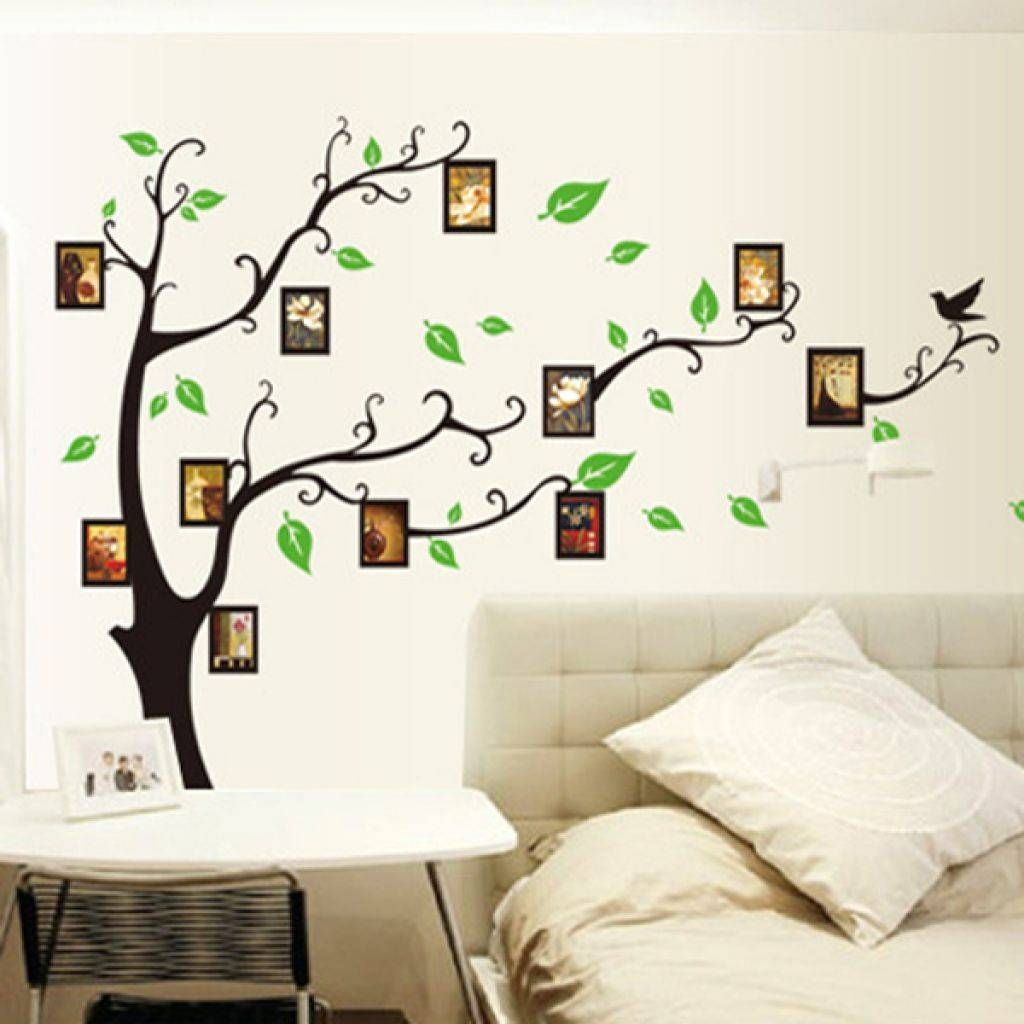 Bedroom Wall Art Trees 20 Ideas Of Painted Trees Wall Art