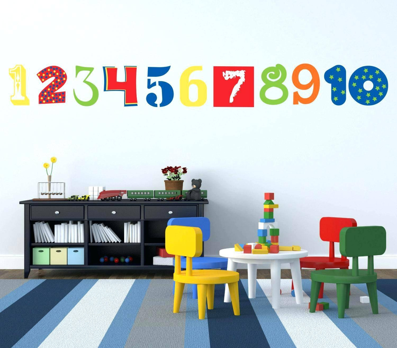 2018 Popular Preschool Classroom Wall Decals