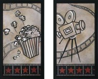 30 The Best Home Theater Wall Art