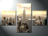 20 Collection of New York City Canvas Wall Art