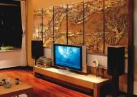 25 Best Ideas of Japanese Wall Art Panels