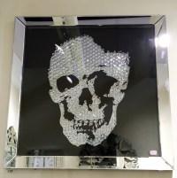 20 The Best Mirrored Frame Wall Art