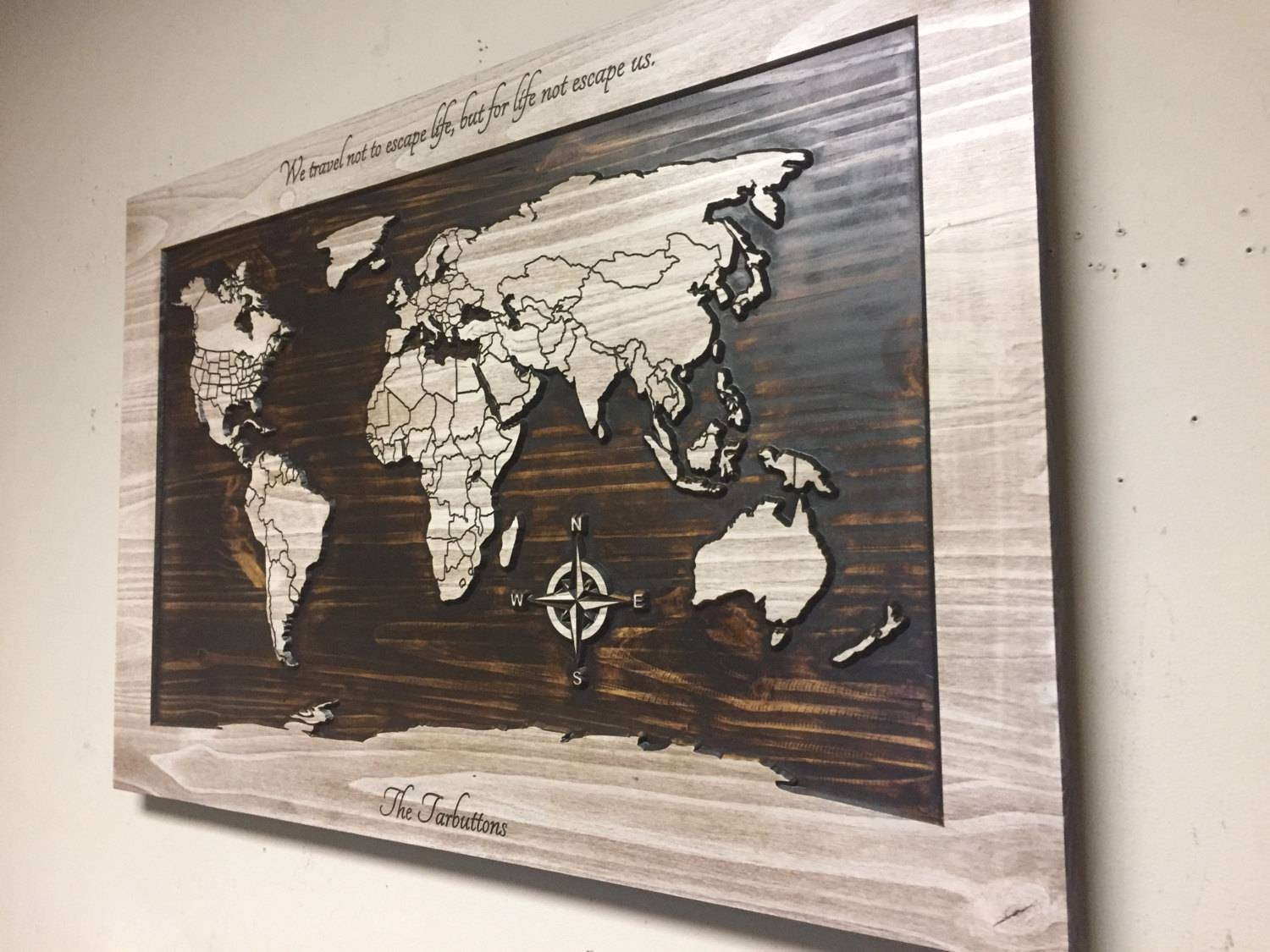 Carved Wood Wall Hanging Top 20 Of World Map Wood Wall Art