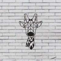 2018 Popular Giraffe Metal Wall Art