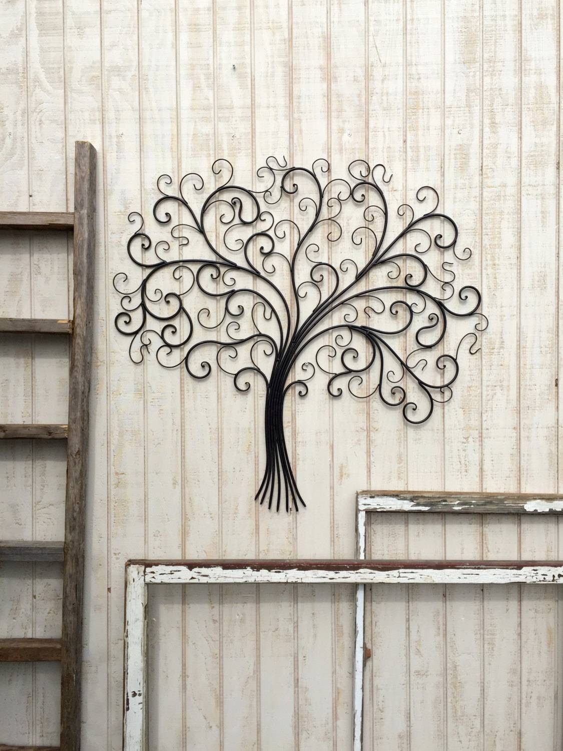 Wall Decorations For Large Walls 2019 Best Of Large Tree Of Life Metal Wall Art