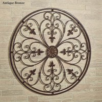 Tuscan Metal Wall Art | Droughtrelief.org