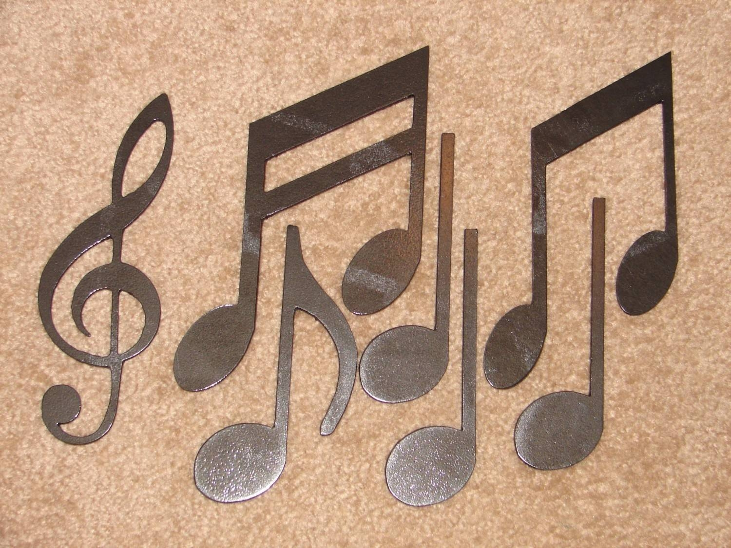 Musical Wall Art Metal Top 20 Of Musical Metal Wall Art