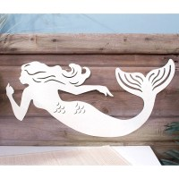 20 The Best Mermaid Metal Wall Art