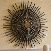 20 Best Collection of Sunburst Metal Wall Art