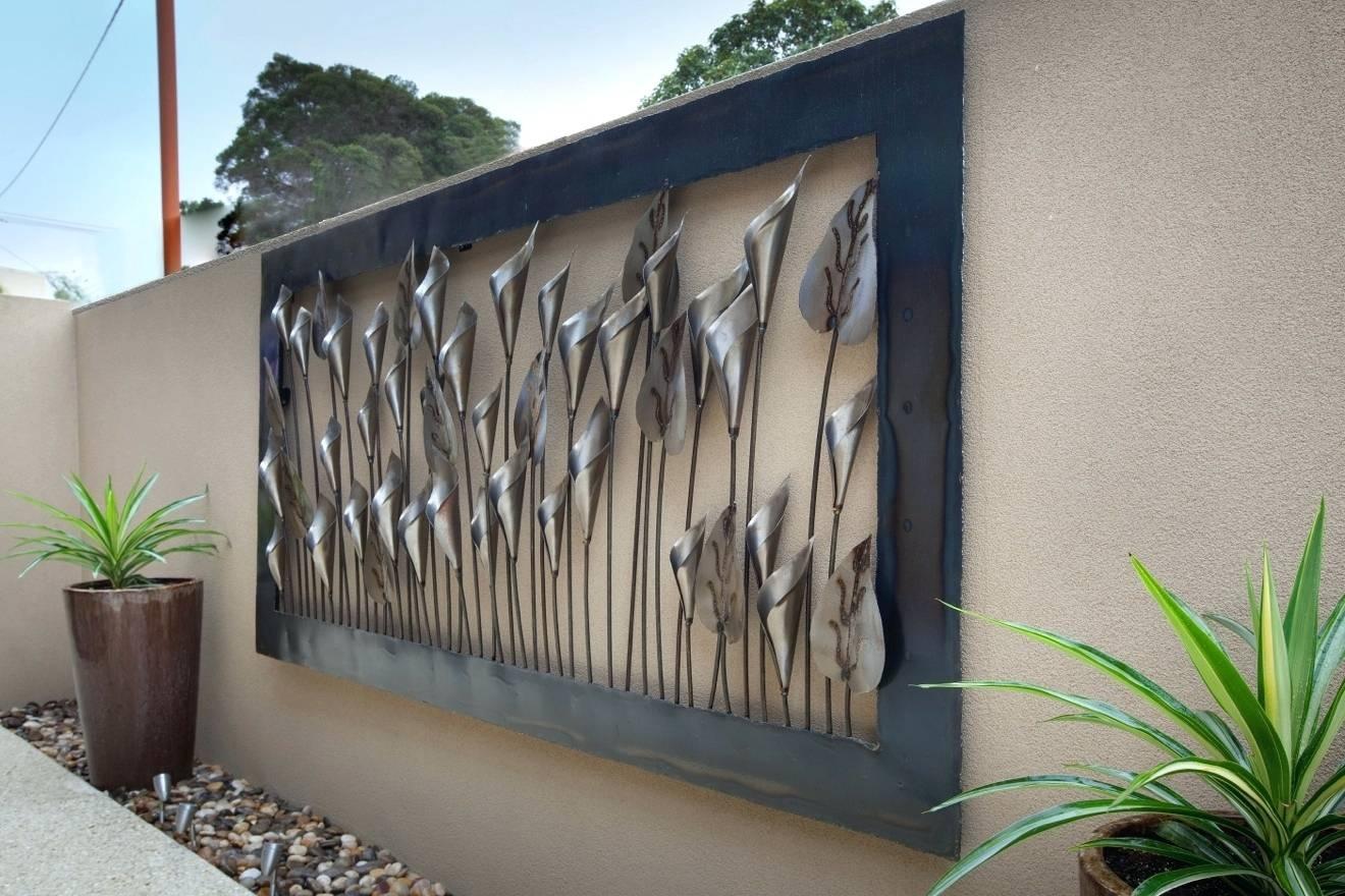 Fullsize Of Large Metal Wall Art