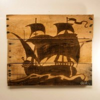 20 Photos Metal Wall Art Ships