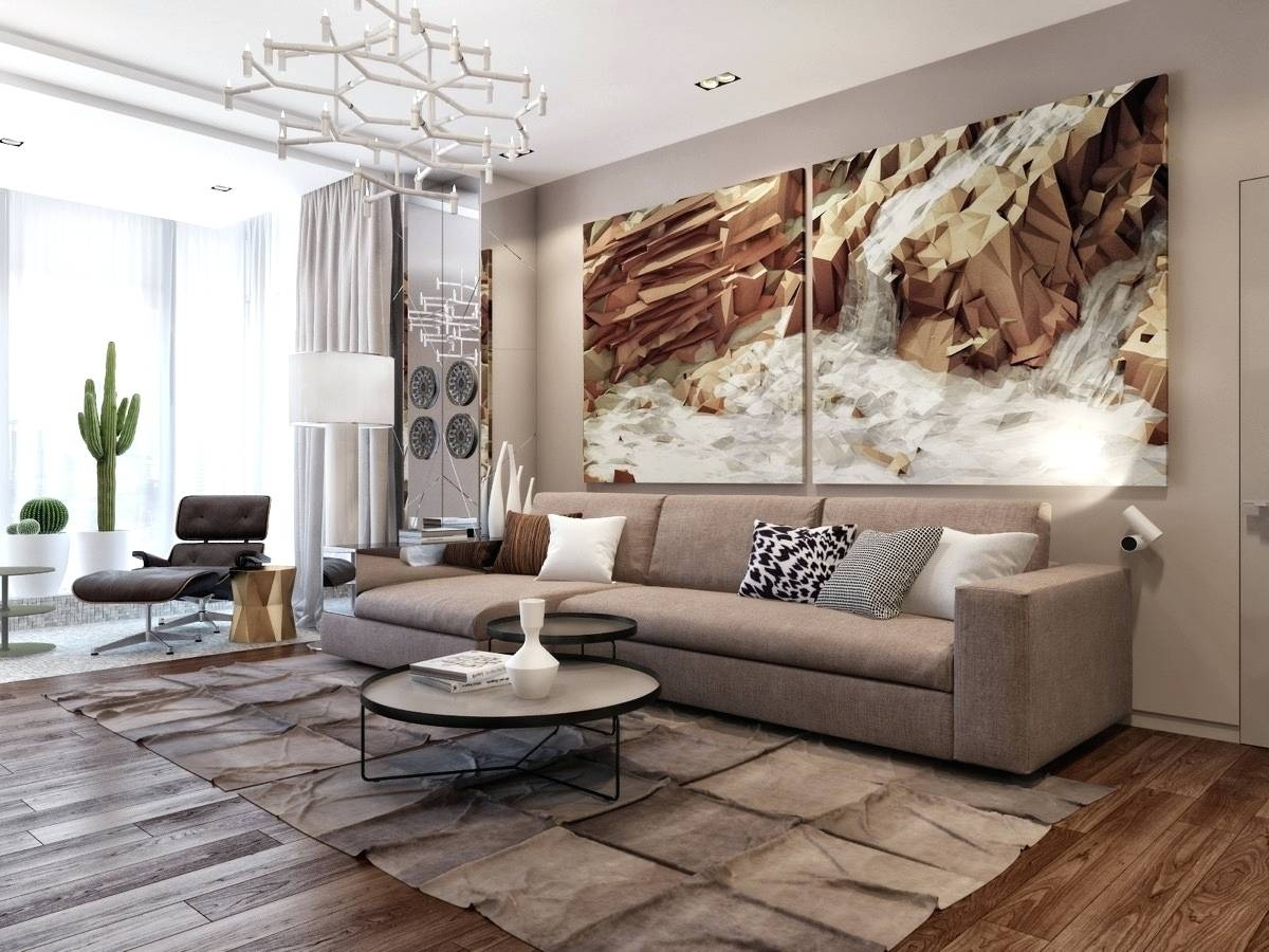 Metallic Decor Design Home Accents The Best Metal Wall Art For Living Room