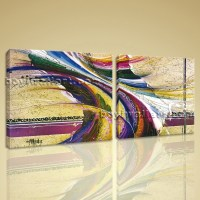 20 Best Collection of Abstract Wall Art For Bathroom