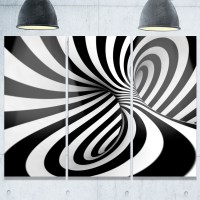 20 Best Collection of Black And White Abstract Wall Art