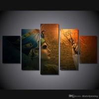 15 The Best Egyptian Canvas Wall Art