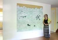 15 Photos Marimekko Stretched Fabric Wall Art
