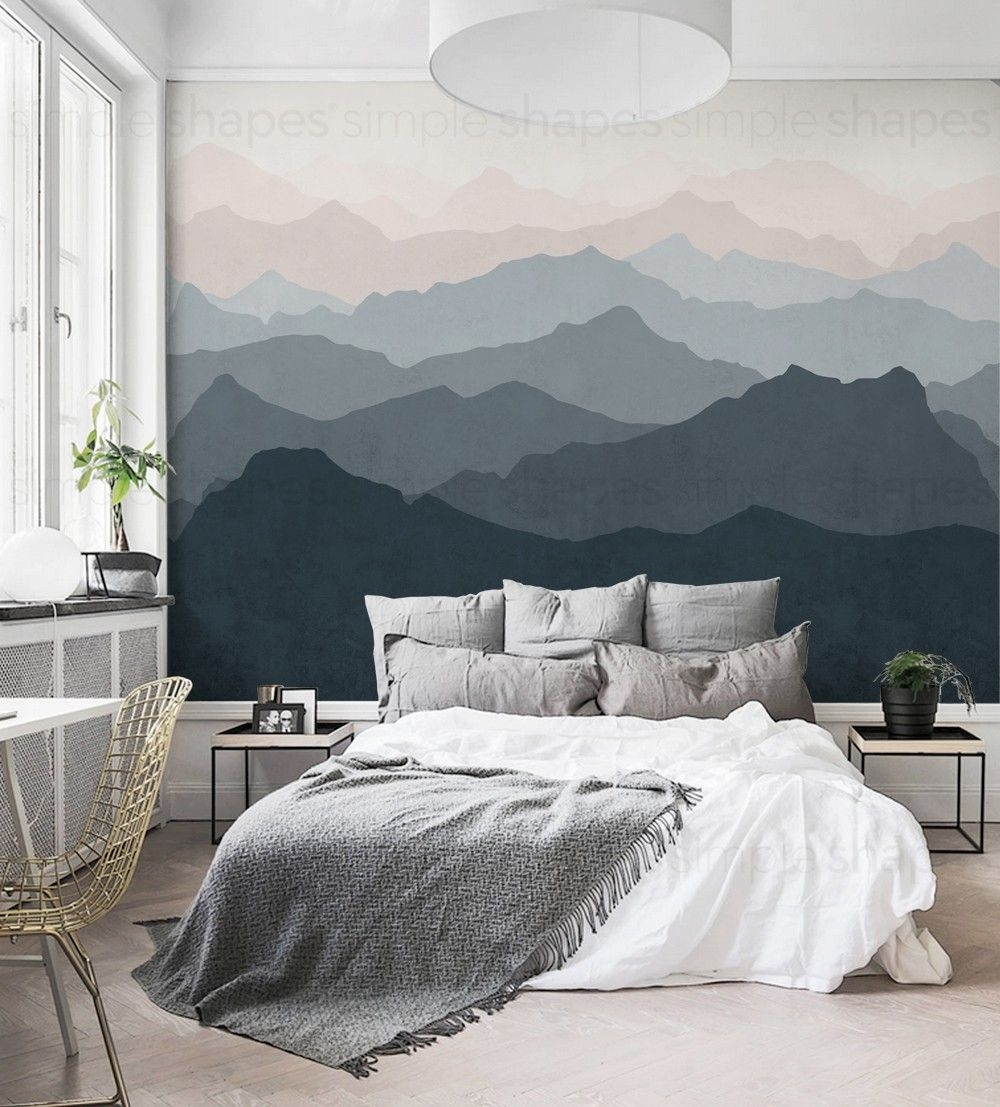 The Best Fabric Wall Art Above Bed