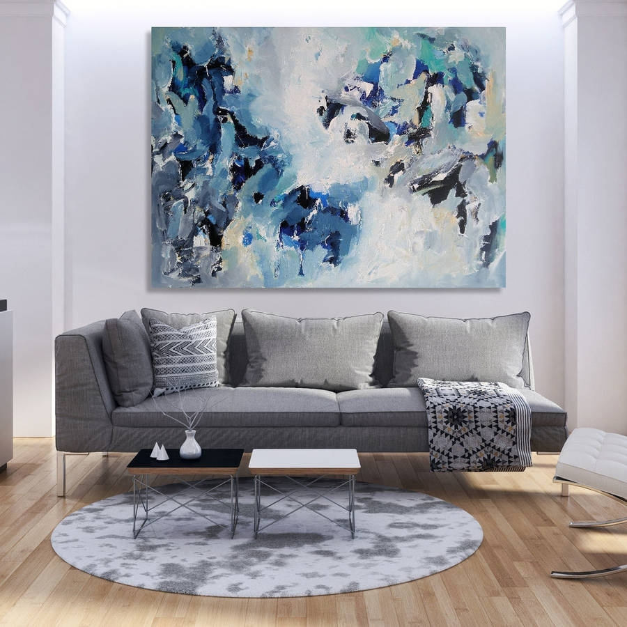 Living Room Paintings 20 Best Collection Of Living Room Painting Wall Art