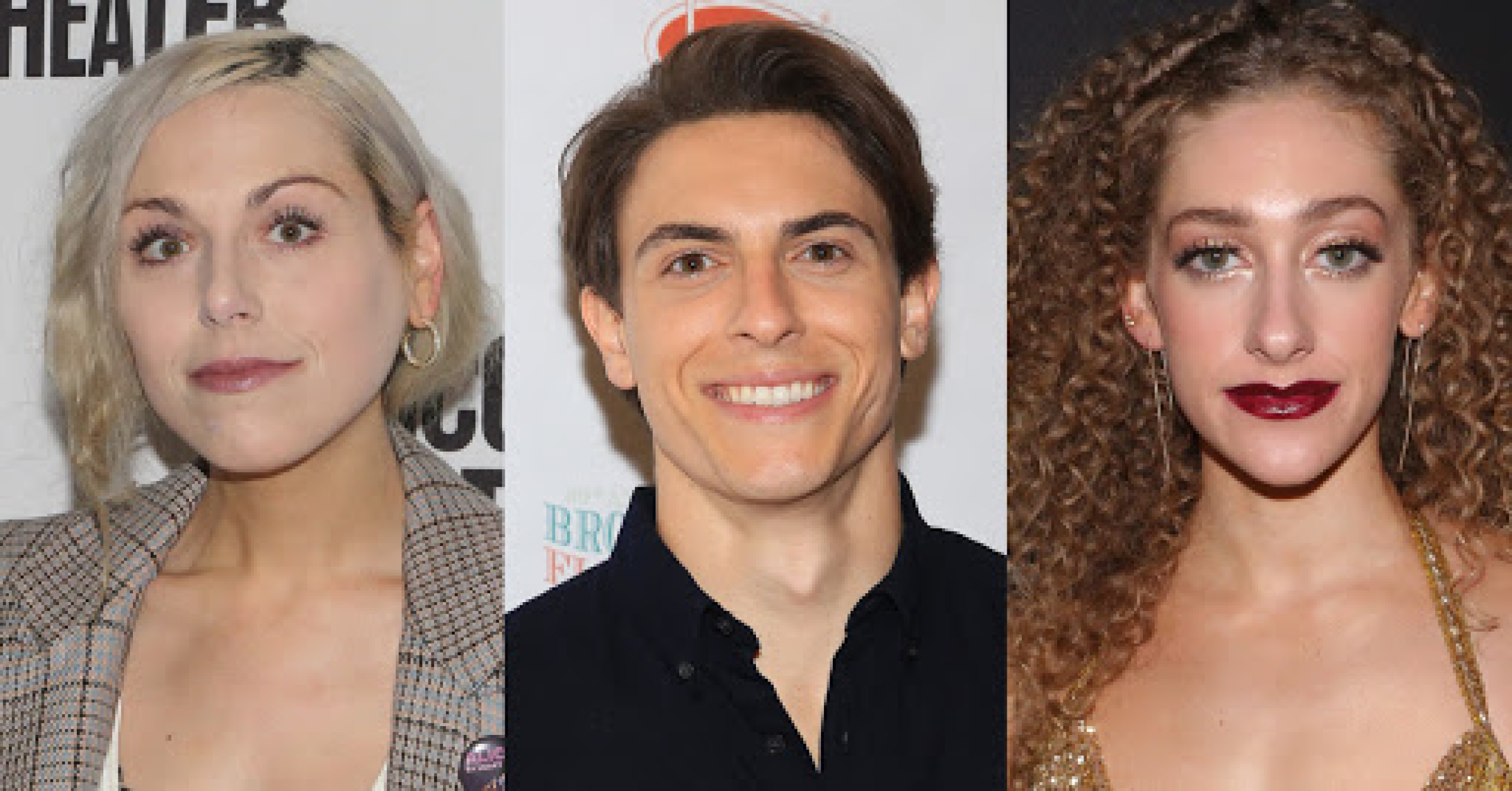 Natalie Walker Derek Klena Micaela Diamond Natalie Walker And More To Star In