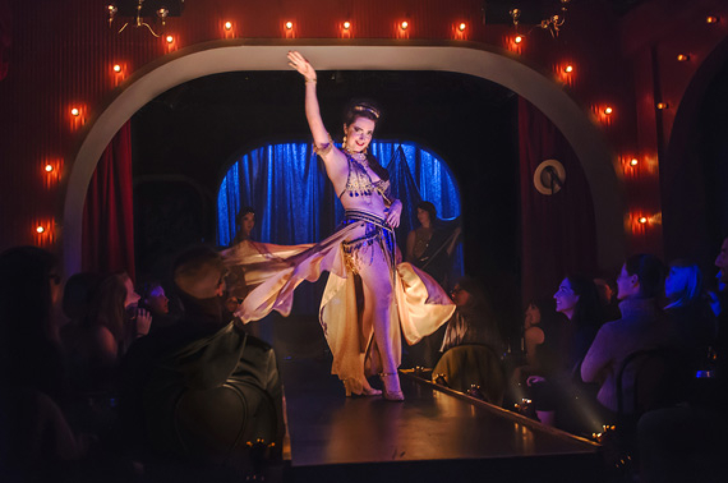 Ars Nova Ars Nova Goes Long With Rhyming Burlesque Farce Eager To Lose