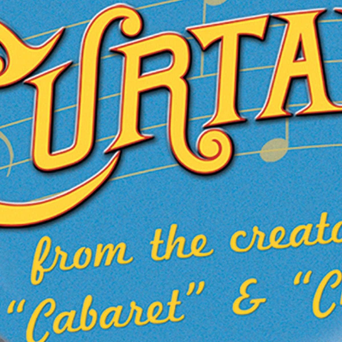 Curtains the musical logo - Curtains The Musical Logo Curtains The Musical Logo Curtains The Musical Logo 19 Download