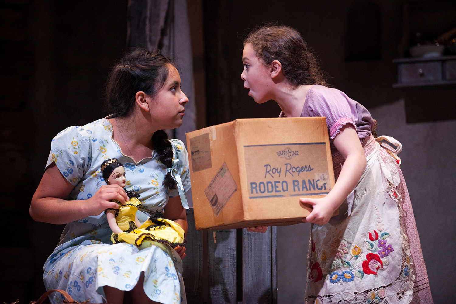 Hortensia Luis Esperanza Rising (2014) | Department Of Theatre And Dance