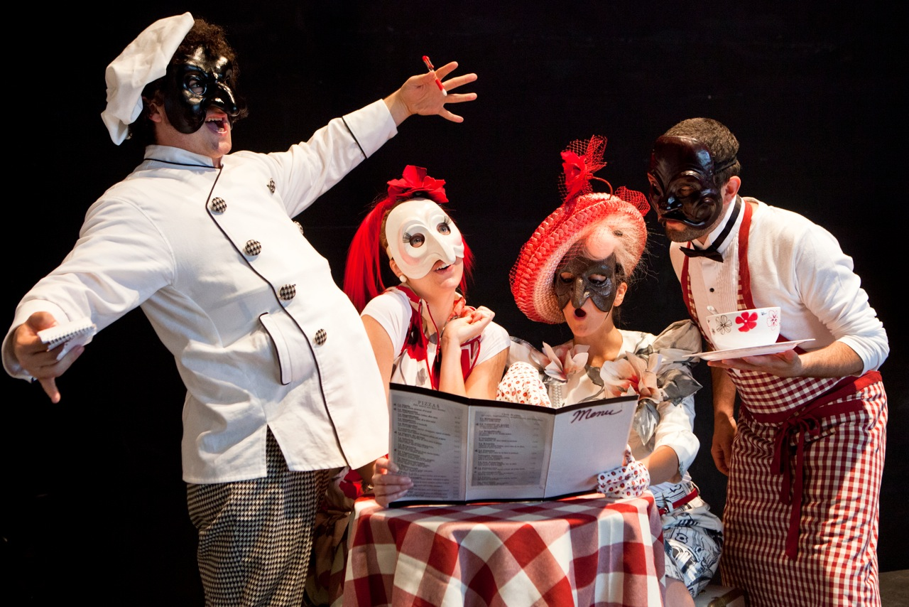 Commedia Dell'arte Word Meaning Make Em Laugh Tracing Modern Physical Comedy Back To Commedia