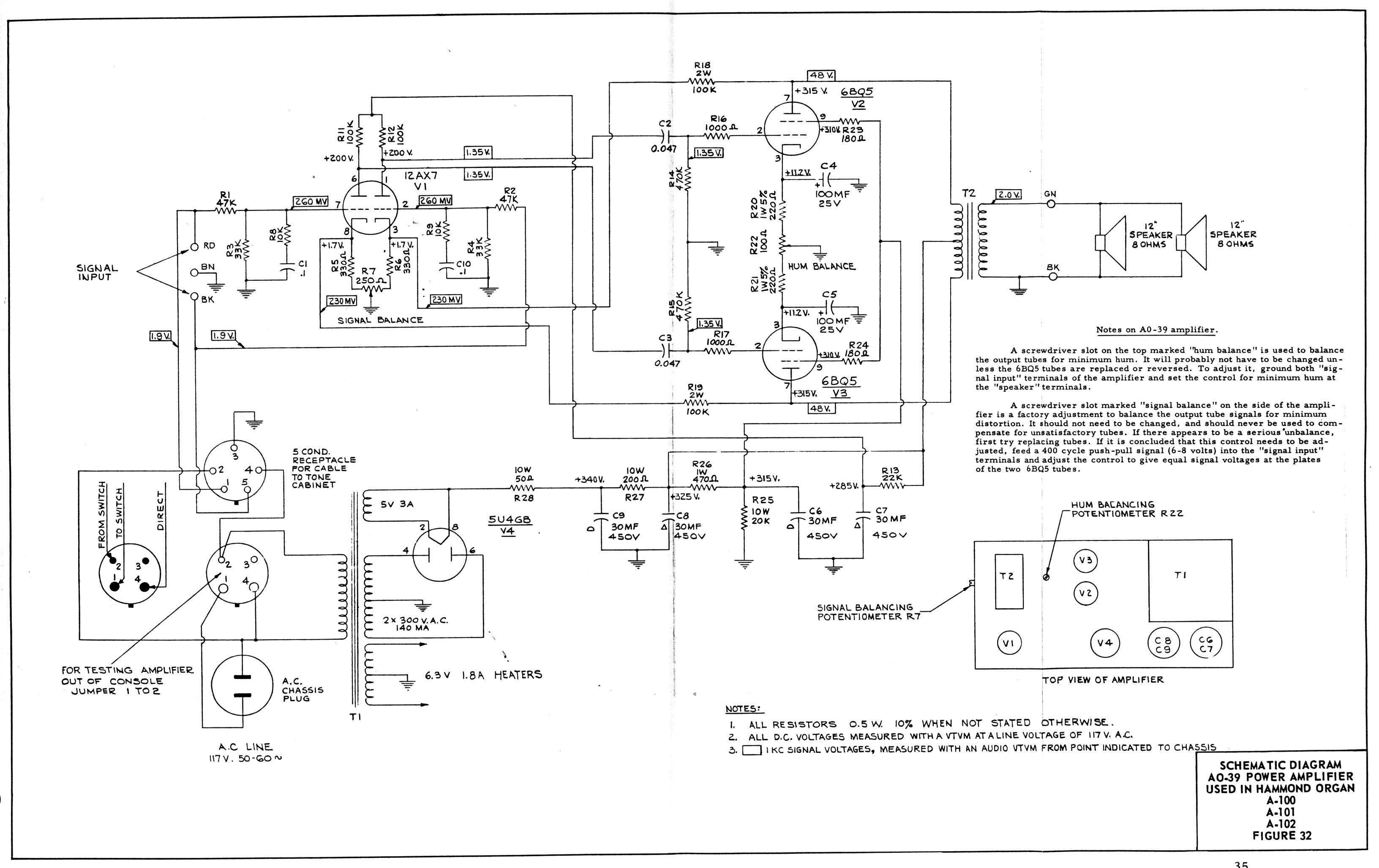 Garage Door Switch Schematics A 100 Service Manual
