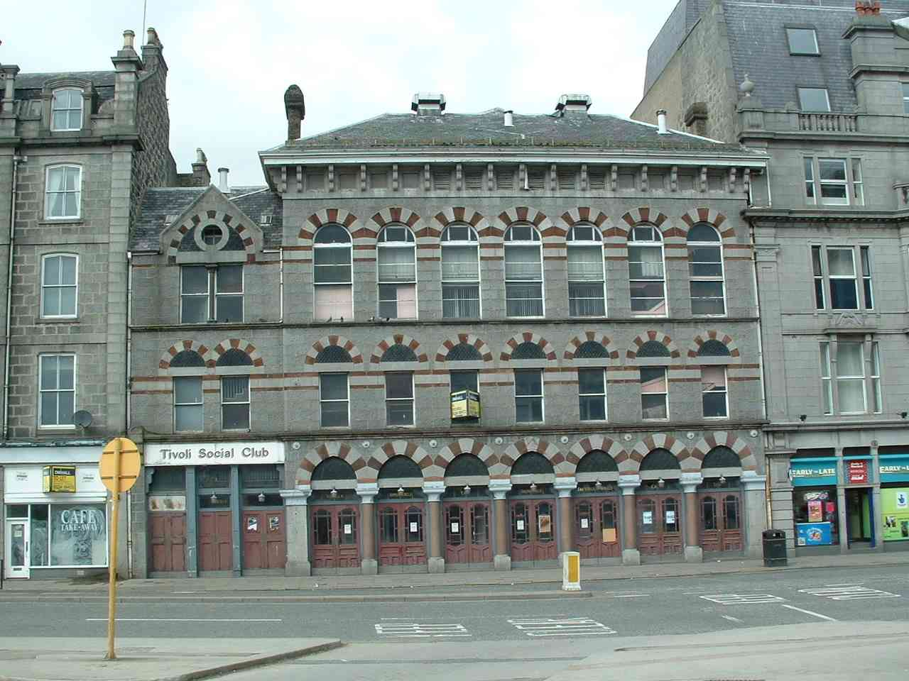 Tickets For Tivoli Theatre Aberdeen Tivoli Photographs