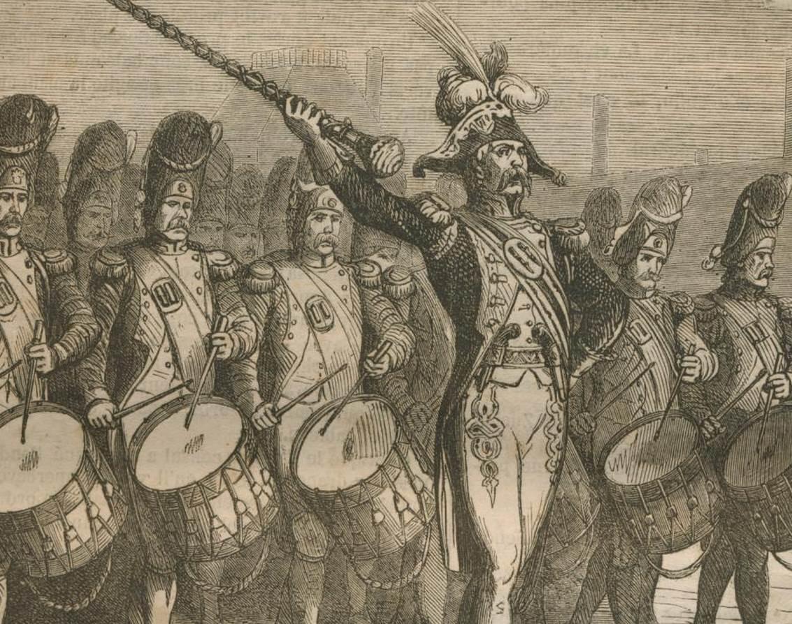 Tambours Napoléon
