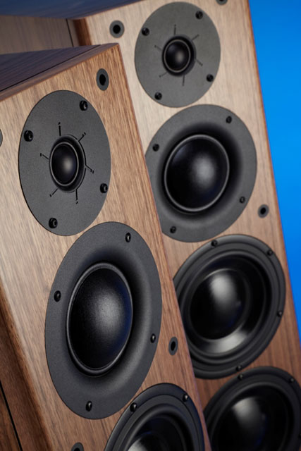 Bowers Wilkens The Audio Beat - Pmc Pb1i Loudspeakers