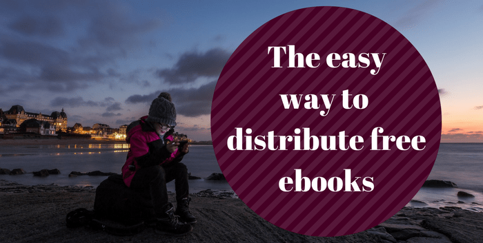 TAB089: How to simplify the ebook giveaway process, with BookFunnel's Damon Courtney