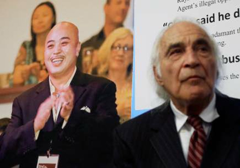 Shrimp Boy & his attorney Tony Serra