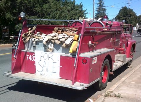 FireTruck4Sale