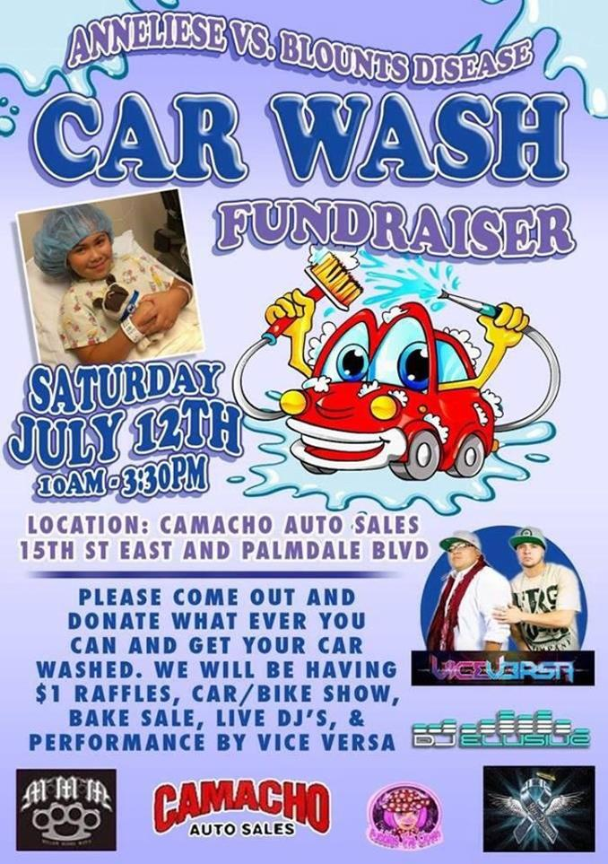 car wash poster - wavy text car wash Pinterest Car wash - fundraiser template free