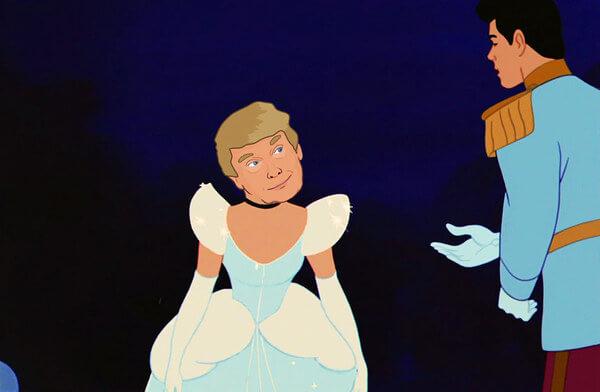 Father Daughter Quotes Wallpapers Donald Trump As Disney Princesses