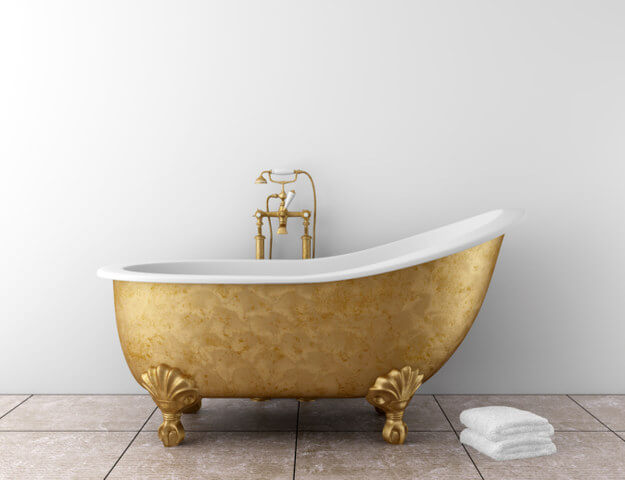Freistehende Badewanne Vintage 27 Unique Bathtubs You'll Never Want To Leave