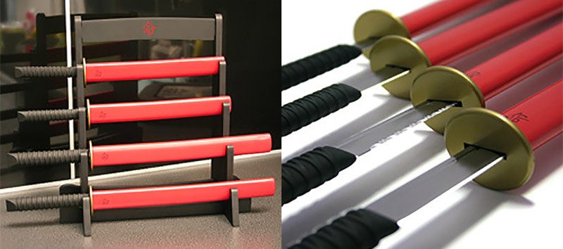 samurai kitchen knives awesome kitchen knives couchable
