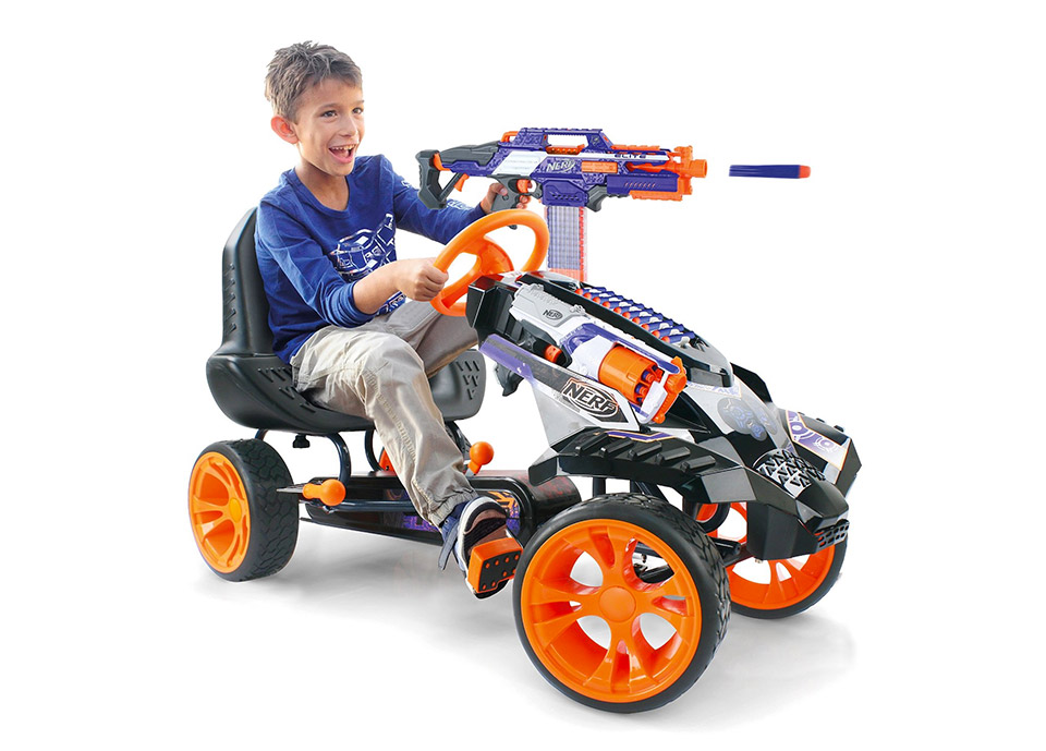 Hauck Buggy Cars Hauck Nerf Battle Racer The Awesomer