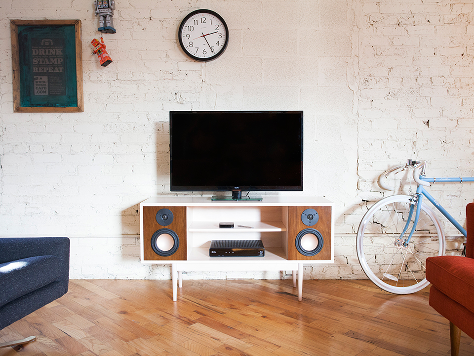 Shelf Dividers The Modern Hifi Stereo Console