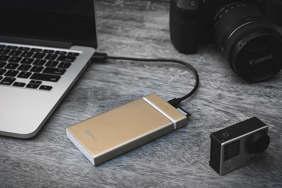 Gospace Backs Up And Charges Your Computer And Mobile Devices